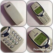 CELLULARE NOKIA  3310  VINTAGE BIANCO UNLOCKED SIM FREE DEBLOQUE