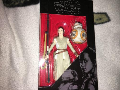 Star Wars The Force despierta la serie Negra Rey y bb-8 Figura Set