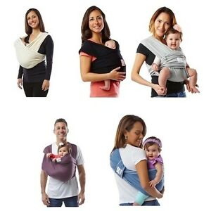 Baby K Tan Breeze Carrier Charcoal Medium Carriers Slings Backpacks
