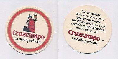 Befangen Unsicher 26456 Verlegen 1 Espana Cruzcampo Posavasos Beercoasters Bierdeckel Sevilla Gehemmt Selbstbewusst