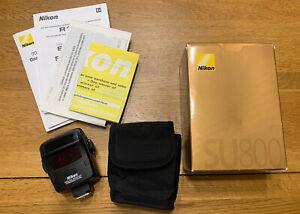 Vente-Nikon-SU-800-Wireless-Speedlight-Commander-Unit