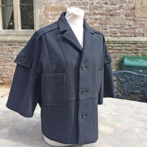 Marni Jacket 18 Uk Sample Black Nouveau 16 zUwr7z5Aq