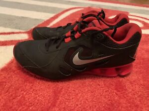big sale new authentic attractive price Details about Nike Reax TR 7 Men's Running Shoes Black Red US Size 7 M