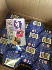 Disney Frozen Matching Game Box Of 12 Games