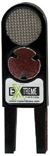 Extreme Tip Tool Pool Cue 5 in 1 Tip tool