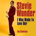I Was Made To Love Her (The Collection) by Stevie Wonder (CD, Jan-2011, Spectrum Audio)