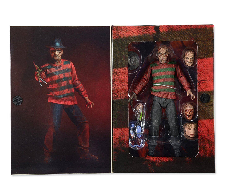 Frojody Krueger A Nightmare on Elm Street 30th Ultimate 7  18cm figura de acción neca