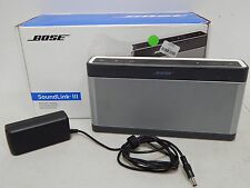 Bose SoundLink III Wireless Bluetooth Mobile Speaker 414255 Retail Box (51310)