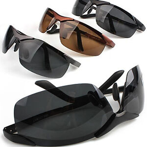 c3fdf0be905 Image is loading Mens-Cool-Fashion-Police-Metal-Frame-Polarized-Sunglasses-