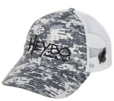 6f08de1a5fefc HEYBO Digital Camo Fly Fishing Mesh Backed Trucker Hat Mens One Size NWT