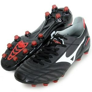 fe622657e8 Image is loading Mizuno-MORELIA-Neo-Football-Shoes-12kp305-Black-Kangaroo-