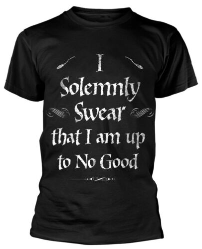 NEW /& OFFICIAL! Harry Potter /'Solemnly Swear/' T-Shirt