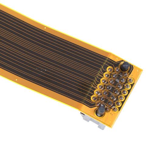1Pc Flexible 80mm SLI Bridge PCI-E Cable Video Card ConnecNMUS