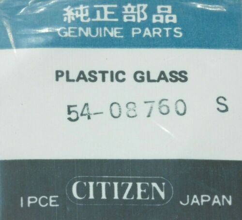 GLASS CRYSTAL GLASS CITIZEN 54 08760 S