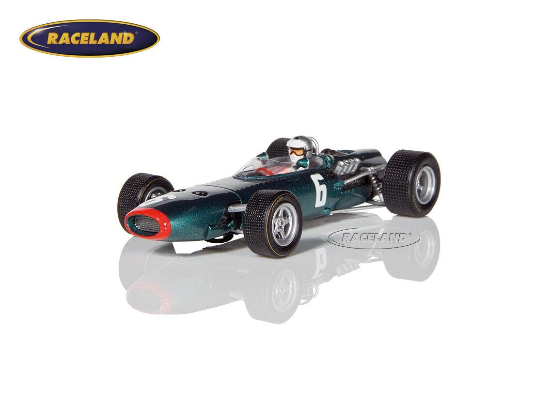 BRM p261 BRM v8 f1 Reg Parnell GP MONACO 1967 jetée Courage, SPARK 1 43, s4249
