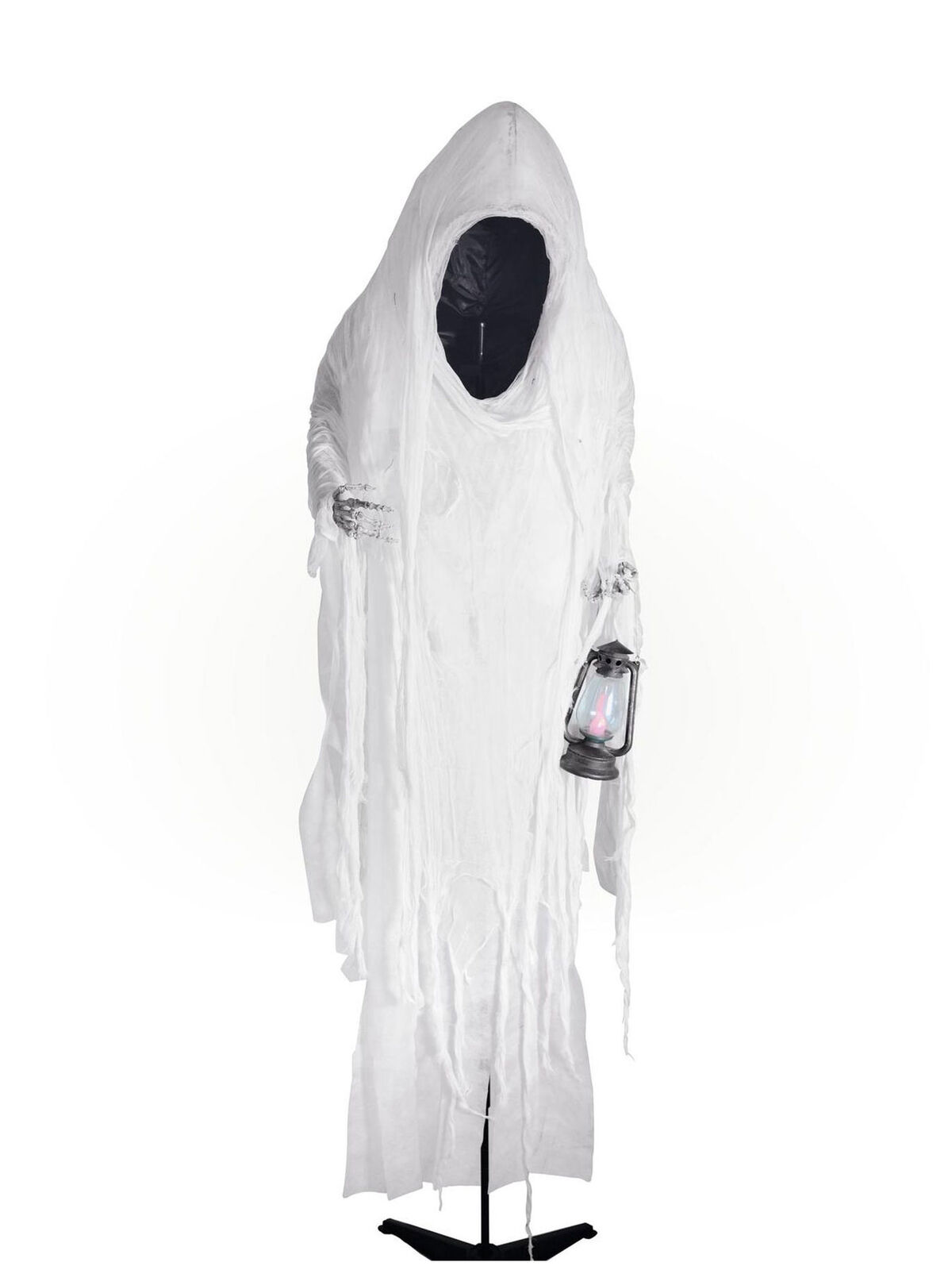 Flippant Halloween  faceless woman