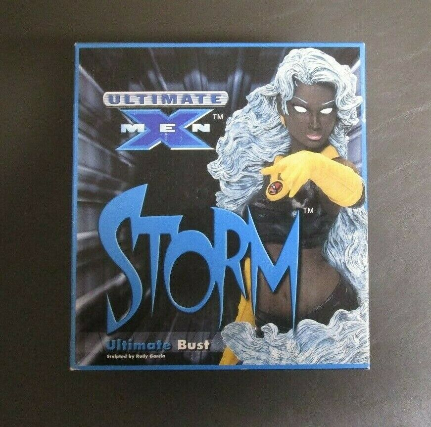 Storm X-Men Ultimate Bust DIAMOND SELECT Marvel Limited Edition  500 MIB GV