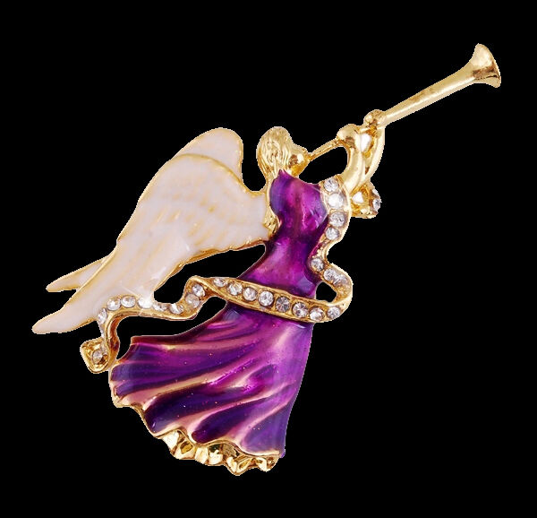 Xmas chic Unisex colorful mixed Brooch Pin Crystal Rinestone for Christmas 2015