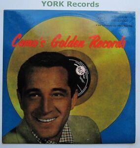 PERRY-COMO-Como-039-s-Golden-Records-Excellent-Con-LP-Record-RCA-Victor-RD-27100