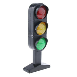 Semaforo-In-Plastica-Modello-Per-Bambini-Gioco-Divertente-Gioco-Bambini-Fingi-Di