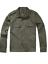 Brandit Herren US Hemd Langarm Shirt Brusttaschen 80/% Polyester S-5XL