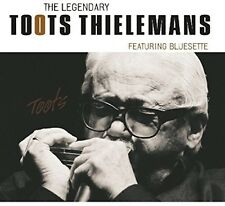 Legendary Toots Thielemans Featuring Bluesette - Toots Thiele (2017, Vinyl NEUF)