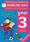 Handling Data: Year 3: Activities for the Daily Maths Lesson by Steve Mills, Hilary Koll (Paperback, 2002)