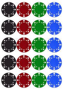 Paper poker chips diablo 2 gambling cheat
