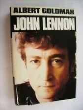 JOHN LENNON - BY ALBERT GOLDMAN - LIBRO CDE 1988 PRIMA EDIZIONE