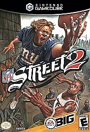 View Nfl Street 2 Game Cube  Gif