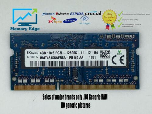 4GB RAM for Lenovo Essential G580 2189-xxx; 2689-xxx; 59351 1x4GB memory B13