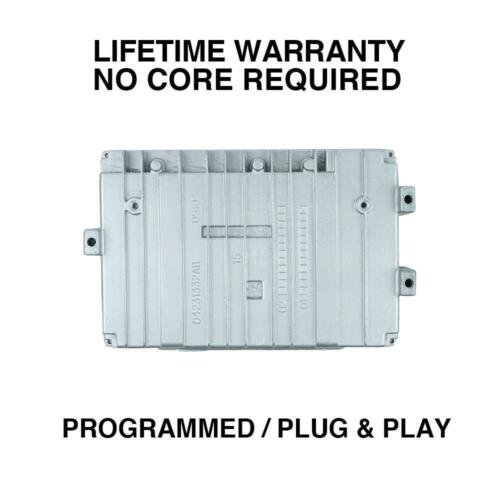 Engine Computer Programmed Plug/&Play 2000 Jeep Wrangler 56041658AF 4.0L AT PCM