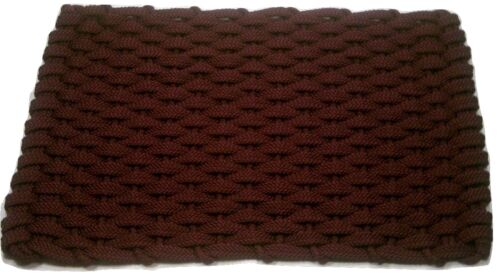 """Rockport Rope Doormats 20/"""" x 38/""""  $59.99 100/% Made in USA"""