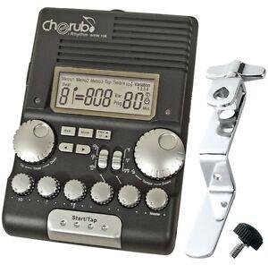 CHERUB-WRW-106-Drum-Metronom-Tama-RWH10-Rhythm-Watch-Holder