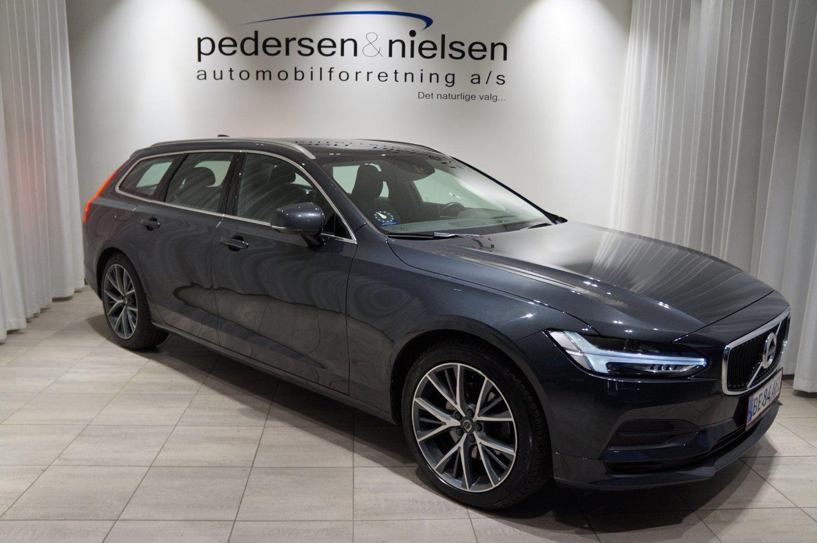 Volvo V90 2,0 D5 235 Momentum aut. AWD 5d - 514.900 kr.