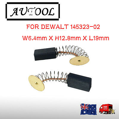 for DeWalt DW715 Type 1 Replacement Motor Carbon Brushes 1 pair