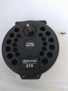 ABU-diplomat-278-Fly-reel-in-Good-Condition-Flyfishing-F-S