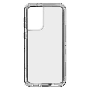 Lifeproof Next Black/Clear Case/Cover Dust/Water Proof For Samsung Galaxy S21+