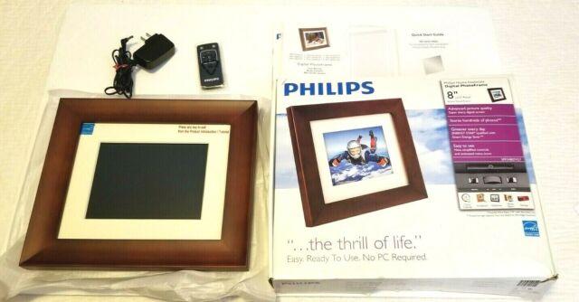 Philips 7-Inch Digital PhotoFrame SPF3470//G7
