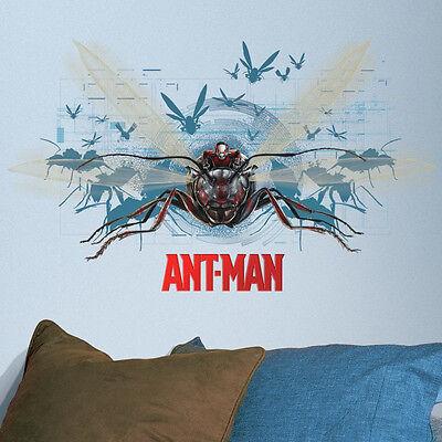 "Marvel ANT-MAN GRAPHIC 31/"" Wide Decal Sticker Superhero Room Decor"