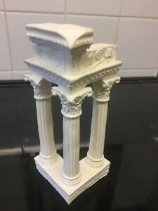 Grand Tour Roman Architectural Plaster Model - Oldham, Greater Manchester, United Kingdom - Grand Tour Roman Architectural Plaster Model - Oldham, Greater Manchester, United Kingdom
