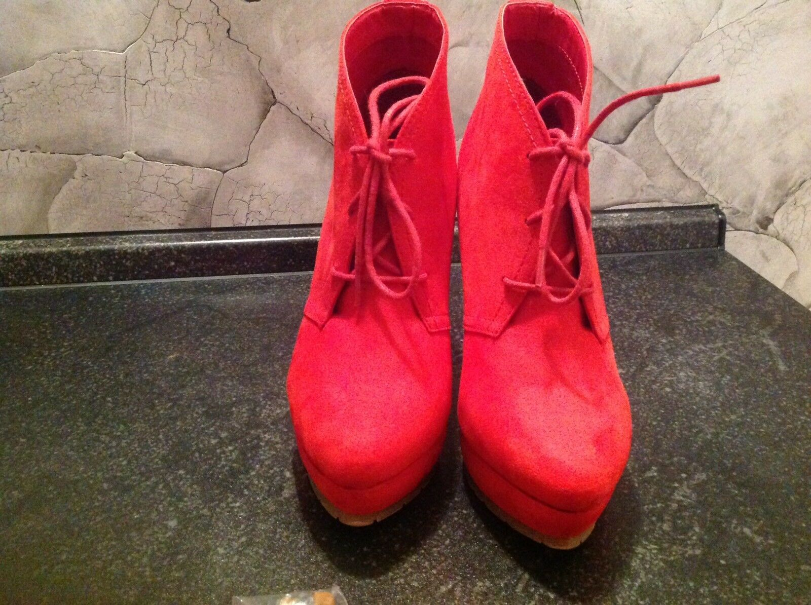 Bullboxer Stifeletten Damen Schuhe Gr. 40