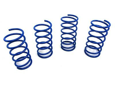 Manzo M2 PERFORMANCE LOWERING SPRINGS KIT CHRYSLER / DODGE / PLYMOUTH NEON 00-05
