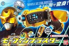 Bandai Sentai Go-Busters Power Rangers Buster Gear DX 05 Morphin Blaster Morpher