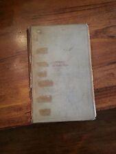 "James Joyce. ""Ulysses"" 1932. 1st printing by the Odyssey Press Hardcover"