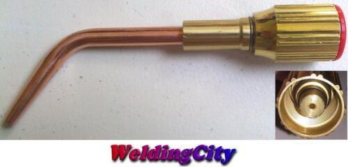 WeldingCity Acetylene Welding Brazing Tip 23-A-90 #1 w// E-43 MixerUS Seller