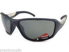 Bolle POLARIZED Sunglasses SMART Matte Dark Blue / TNS Grey Oleo RF 11644