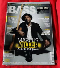 Bass Part French magazine # 16 Marcus Miller Stoner Rock Deftones