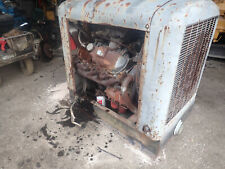 Detroit Diesel 82t Turbo Engine Power Unit Industrial Video 82 Gmc With Clutch