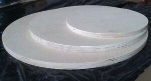 18 mm Multiplexplatte Holzplatte Rund - Sperrholz Platte Birke  eBay